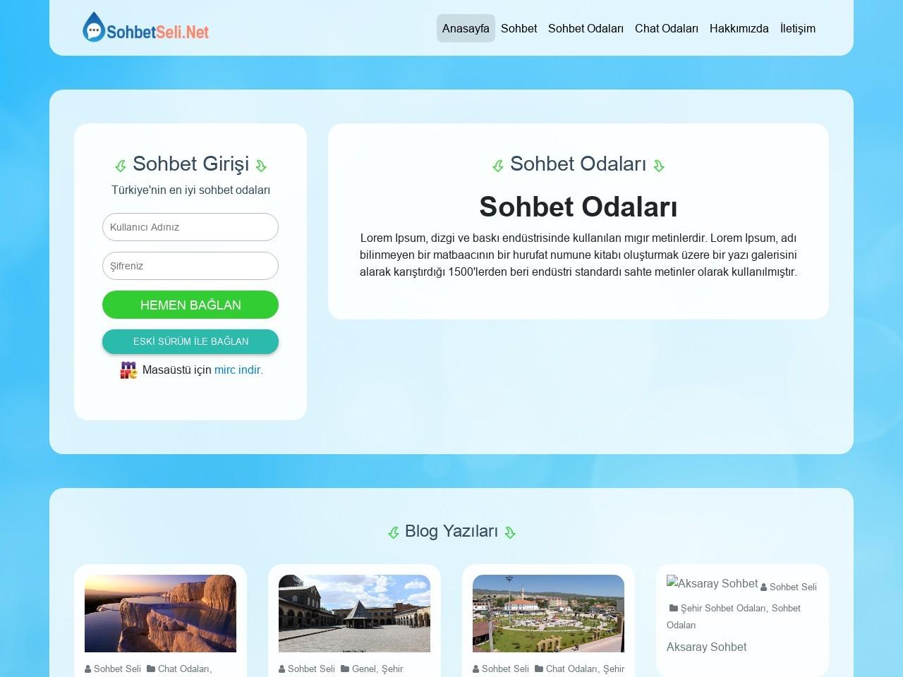 Chat siteleri yabancı Yabancı Görüntülü